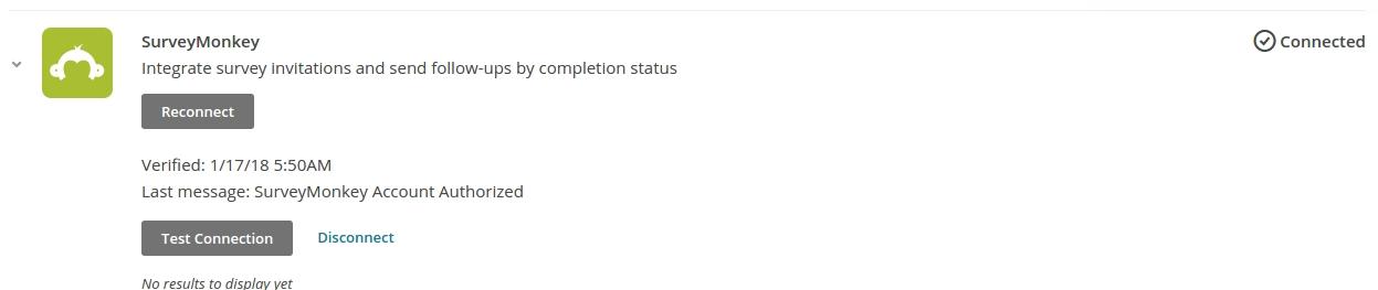 Шаблон опроса в MailChimp