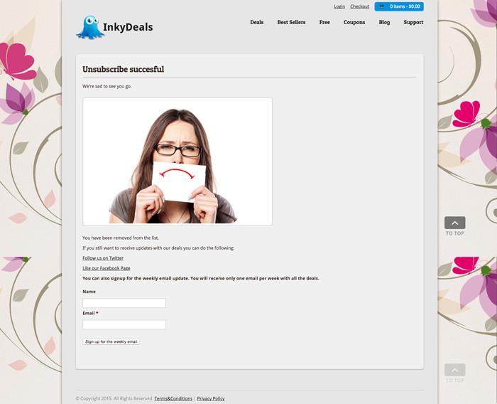 Отписка от рассылки — что должен знать email маркетолог