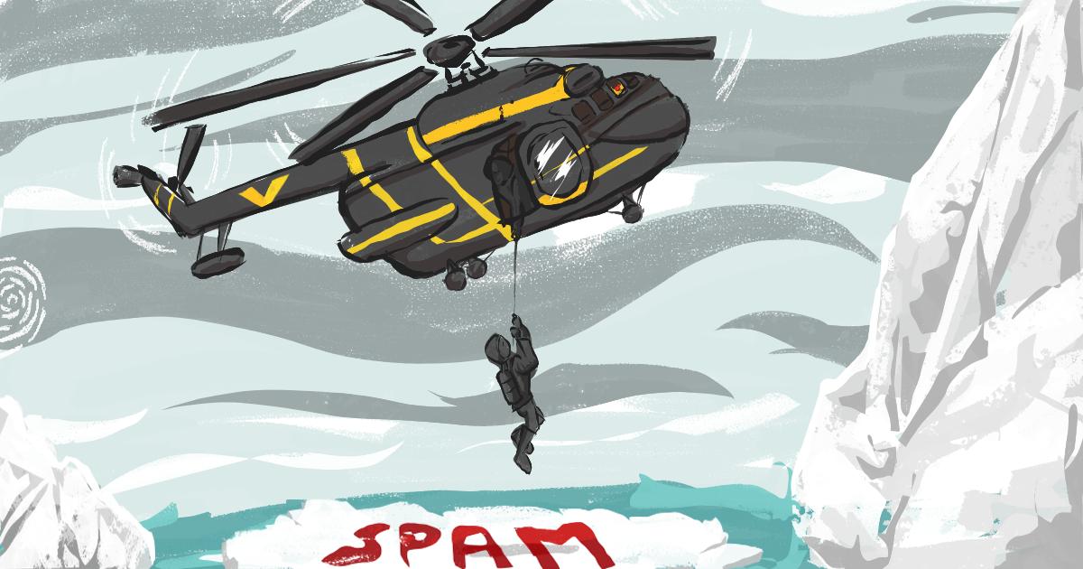 Что делать, если письма попадают в спам