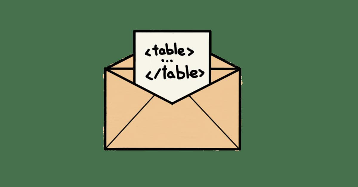 HTML вёрстка писем — полная инструкция