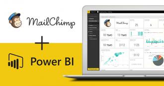 Power BI — стероиды для отчётности по email маркетингу