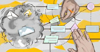 Язык нотаций: как объяснять сложные процессы с помощью блок-схем