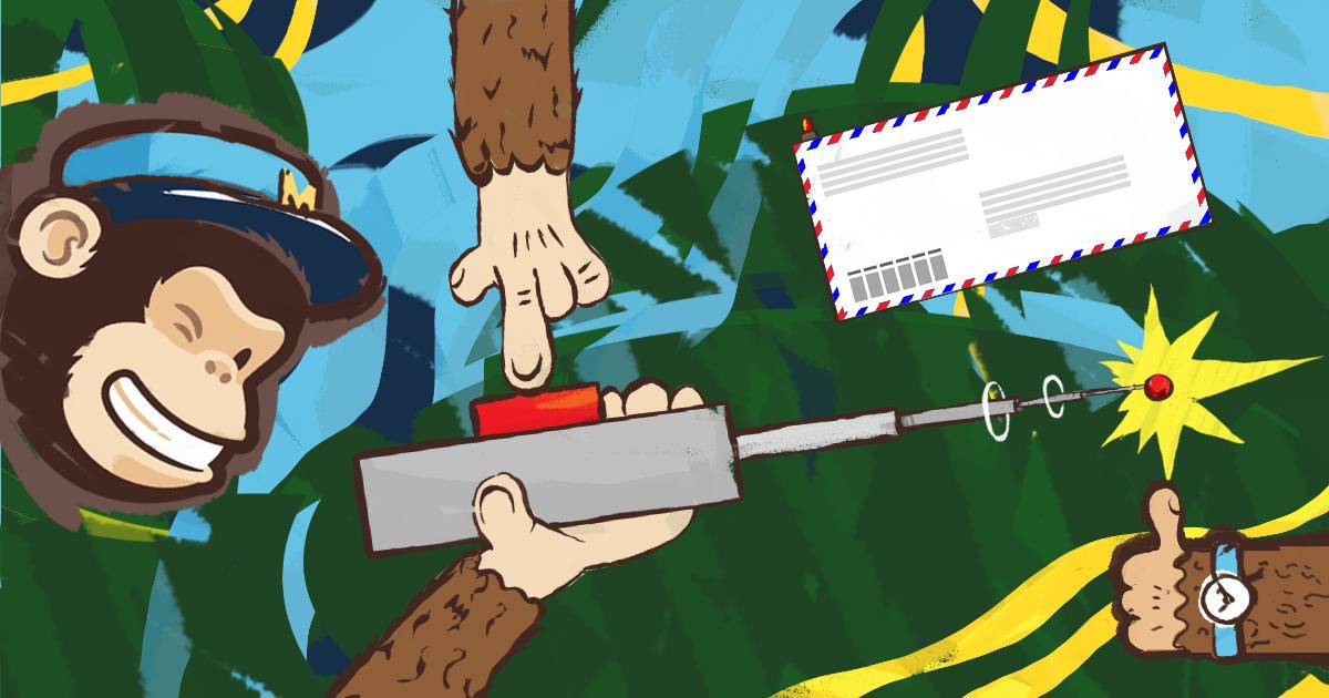 Инструкция: как настроить автоматические письма в MailСhimp