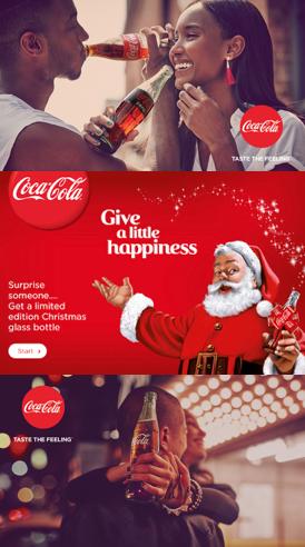 маркетинг coca cola