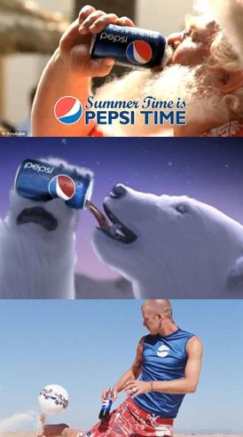 маркетинг pepsi