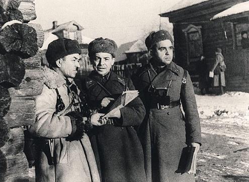 Менеджмент в военное время: Панфилов, Серебряков и Егоров