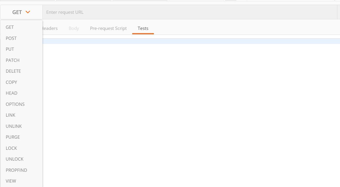 URL API запроса в Mailchimp