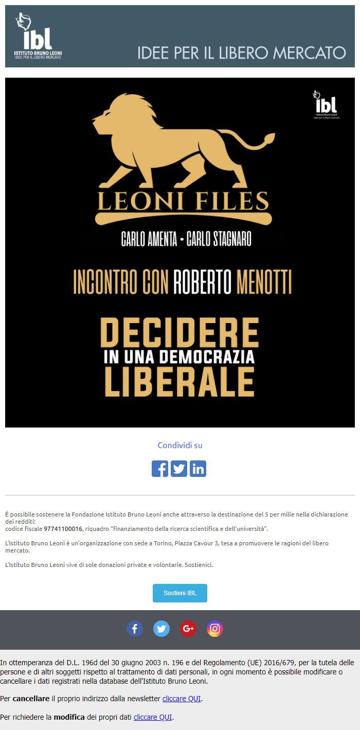 политические рассылки италии 2
