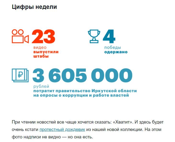 политический email-маркетинг у навального 5