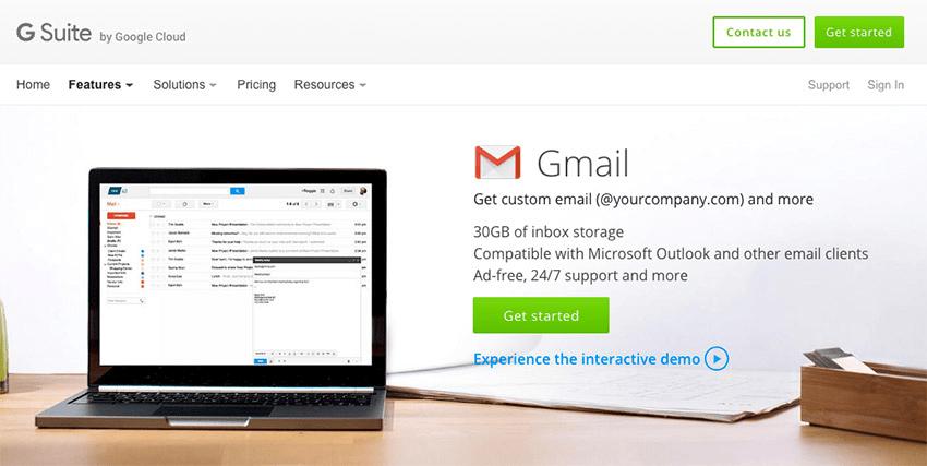 что такое почтовый сервер gmail